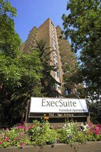 Exterior view - ExecSuite Tower Calgary