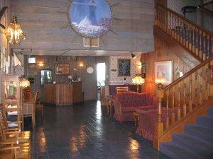 Lobby - Lighthouse Inn Lake Michigan Two Rivers