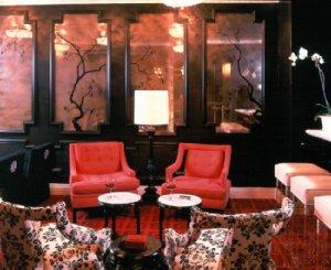 Bar - Maison 140 Hotel Beverly Hills