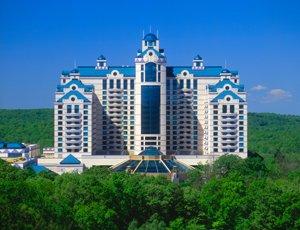 Grand Pequot Tower Hotel At Foxwoods Mashantucket Ct