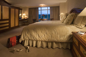 Room - Grand Pequot Tower Hotel at Foxwoods Mashantucket