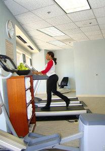 Fitness/ Exercise Room - Residence Inn by Marriott Downtown Atlanta