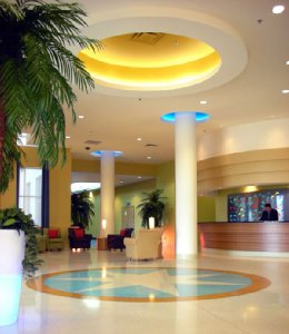 Lobby - South Beach Casino & Resort Scanterbury
