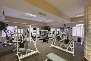 Fitness/ Exercise Room - Inn at St Mary's South Bend