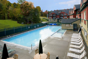 Pool - Grand Summit Hotel at Mt Snow West Dover