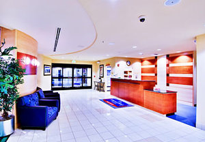 Lobby - SpringHill Suites by Marriott Fresno