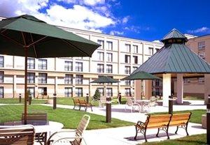 Exterior view - Marriott Hotel Minneapolis Airport Bloomington