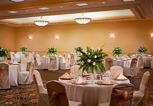 Ballroom - Marriott Hotel Minneapolis Airport Bloomington