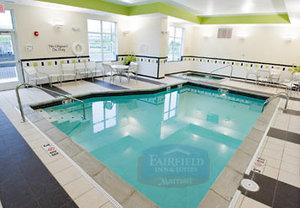 Pool - Fairfield Inn & Suites by Marriott Polaris Columbus
