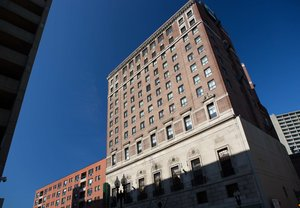 Exterior view - Courtyard by Marriott Hotel Tremont Boston
