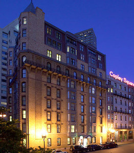 Exterior view - Courtyard by Marriott Copley Square Hotel Boston