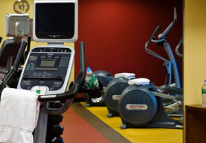 Fitness/ Exercise Room - Courtyard by Marriott Hotel Boston