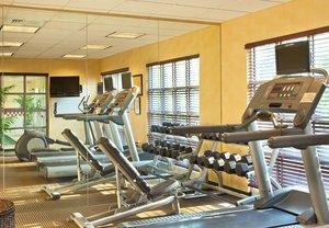 Fitness/ Exercise Room - Residence Inn by Marriott Woburn