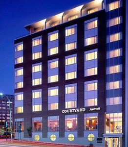 Exterior view - Courtyard by Marriott Hotel Burlington