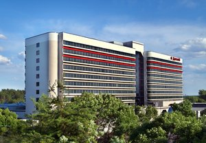 Exterior view - Marriott Hotel BWI Airport Linthicum