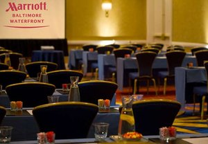 Meeting Facilities - Marriott Waterfront Hotel Baltimore