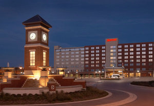 Exterior view - Marriott Hotel & Conference Center Coralville