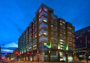 Exterior view - Residence Inn by Marriott City Center Denver