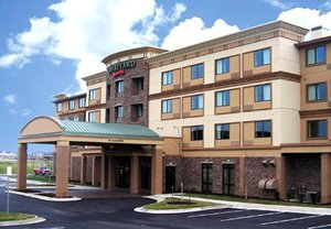 Exterior view - Courtyard by Marriott Hotel West Des Moines
