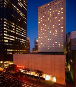 Exterior view - Marriott Hotel Downtown Des Moines