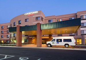 Exterior view - Courtyard by Marriott Hotel Sioux Falls