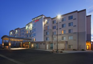 Exterior view - Courtyard by Marriott Hotel Grand Junction