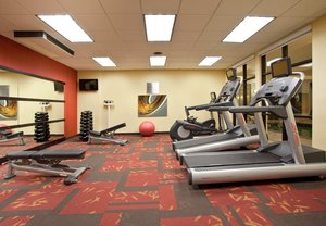Fitness/ Exercise Room - Courtyard by Marriott Hotel Grand Junction