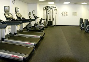 Fitness/ Exercise Room - Marriott Hotel Wichita