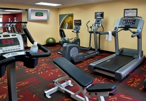 Fitness/ Exercise Room - Courtyard by Marriott Hotel Valley Forge Wayne