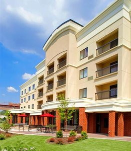 Exterior view - Courtyard by Marriott Hotel West Homestead