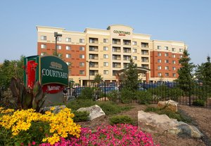 Exterior view - Courtyard by Marriott Hotel Shadyside Pittsburgh