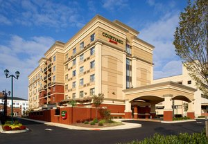 Exterior view - Courtyard by Marriott Hotel Wyomissing