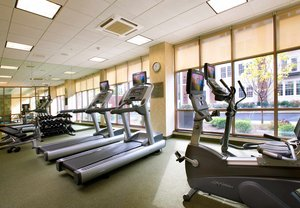 Fitness/ Exercise Room - Courtyard by Marriott Hotel Wyomissing