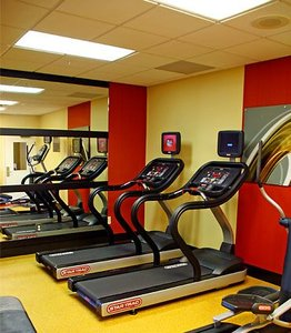Fitness/ Exercise Room - Courtyard by Marriott Hotel Shreveport