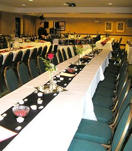 Ballroom - Courtyard by Marriott Hotel Salina