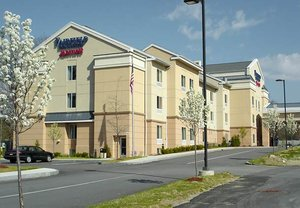 Exterior view - Fairfield Inn & Suites by Marriott Auburn