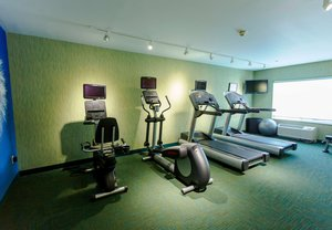 Fitness/ Exercise Room - SpringHill Suites by Marriott Devens