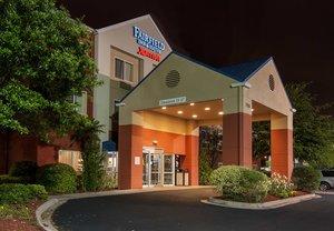 Exterior view - Fairfield Inn & Suites by Marriott Baton Rouge