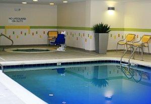 Fitness/ Exercise Room - Fairfield Inn & Suites by Marriott Baton Rouge