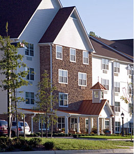 Exterior view - TownePlace Suites by Marriott Town Center Bowie