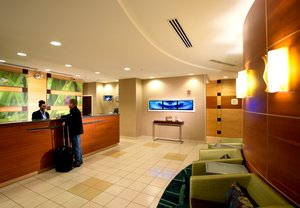 Lobby - SpringHill Suites by Marriott Annapolis