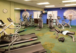 Fitness/ Exercise Room - SpringHill Suites by Marriott Annapolis