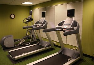 Fitness/ Exercise Room - Fairfield Inn & Suites by Marriott USAFA CO Springs