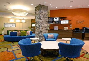 Lobby - Fairfield Inn & Suites by Marriott Cherry Creek Denver