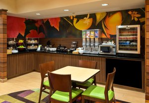Restaurant - Fairfield Inn & Suites by Marriott Cherry Creek Denver