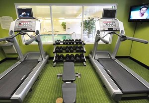 Fitness/ Exercise Room - Fairfield Inn by Marriott Highlands Ranch