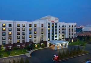 Exterior view - SpringHill Suites by Marriott Airport Newark