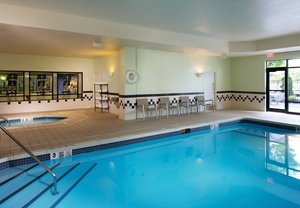 Fitness/ Exercise Room - SpringHill Suites by Marriott Airport Newark