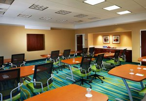 Meeting Facilities - SpringHill Suites by Marriott Airport Newark