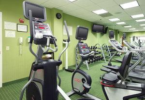 Fitness/ Exercise Room - Fairfield Inn by Marriott Woodbridge Avenel